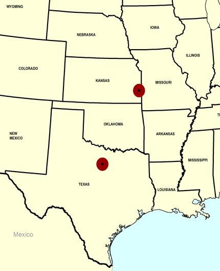 Desmoinesian Map
