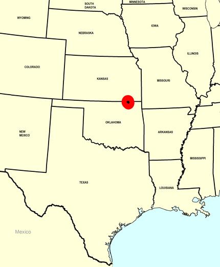Missourian Map