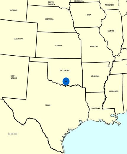 Morrowan Map